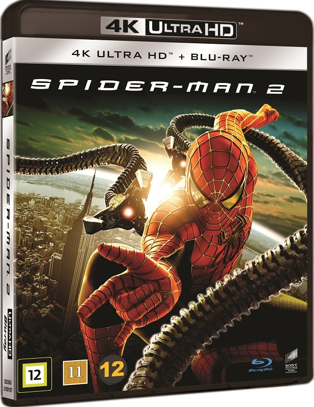 Spider Man 2 (2004) - Film 4K Ultra-HD