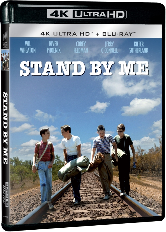 Stañ przy Mnie - Stand by Me (1986) - Film 4K Ultra-HD